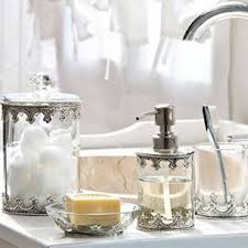 Decorative Accessories For Bathrooms Impressing Bathroom Decor Accessories Interior Design In 2