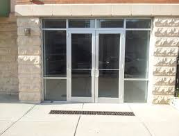 front door window coverdoor  Tutorial How To Get Custom Front Door Amazing Exterior Door