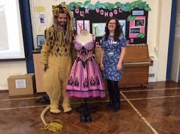"""Dobcroft Junior School on Twitter: """"Thanks to Merle Richards-Wright from  @crucibletheatre for an amazing assembly all about her role in wardrobe for  STEAM Week! 🦁… https://t.co/u9Z67F48Jl"""""""
