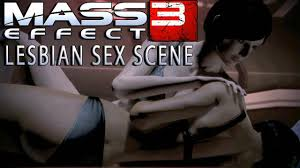 Lesbian sex scene masseffect