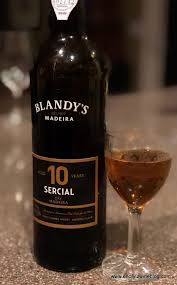 Food And #Wine Pairing: Blandy's Madeira Sercial 10 Years Old and Sushi –  ENOFYLZ Wine Blog