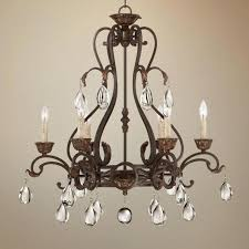 round metal chandelier wrought iron chandeliers