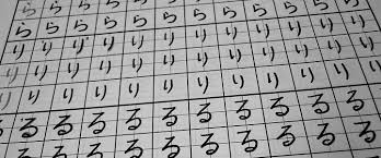 How To Write Hiragana Chart Japanese Writing Systems For Beginners Learn Hiragana