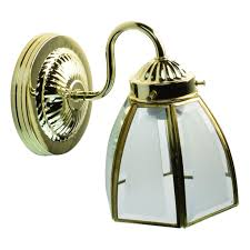 Frosted Glass Light Fixture Details About Polished Brass 1 Light Wall Sconce Beveled Frosted Glass Lamp Lighting Fixture
