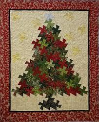 Christmas Tree Pinwheel Twist pattern - using Lil' Twister ruler ... & Christmas Tree Pinwheel Twist pattern - using Lil' Twister ruler Adamdwight.com