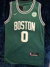 Our inventory includes authentic, replica, and swingman jerseys in both home and away colors. Men 0 Jayson Tatum Jersey Green Boston Celtics Jersey Authentic Player Jayson Tatum Boston Celtics Jersey