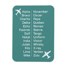 The phonetic alphabet used for confirming spelling and words is quite different and far more complicated to the phonetic alphabet used to confirm pronunciation and word sounds , used by used. Nato Phonetic Alphabet Gifts On Zazzle