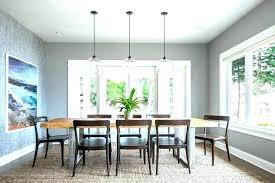 large dining room pendant lights light for dining room multi pendant lighting dining modern living room