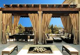 outdoor curtains ds and roller