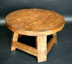 rustic round end table round end tables rustic coffee table appealing rustic round coffee table with