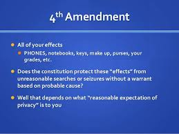 amendment essay 4th amendment essay