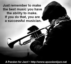 Best Music Quotes Classy Jazz Quotes Quotations About Jazz