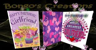 Birthday cards musical ~ Birthday cards musical ~ Second life marketplace bc happy birthday girlfriend v musical