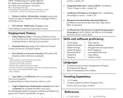 Fonts For Resume Resume Resume Editor Fascinate Resume Format Editor' Delight 54