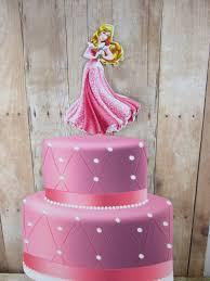 Princess Aurora Aurora Cake Topper Princess Cake Topper Etsy