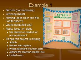Science Fair Display Boards Ppt Video Online Download