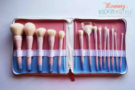 vdl my destiny pro brush set review mommy rockin in style beauty and mommy ger philippines
