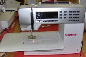 Bernina Sewing Machine Reviews 2012