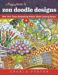 Small Picture Amazoncom Zen Doodle Coloring Book Relax and Relieve Stress