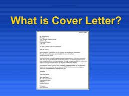Resume Cover Letter Definition Inside Definition Of Cover Letter