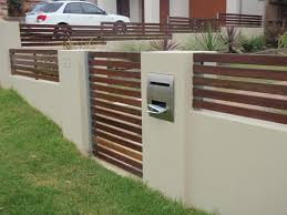 Small Picture 13 best Contemporary Fence Designs images on Pinterest Facades