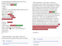 Edit Wiki I Noticed There Was A Recent Edit To Mannys Wiki Page