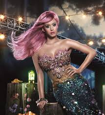 katy perry releases new line of mermaid make up for cover