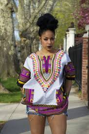 Women Dashiki Outfits - 20 Cute Ideas On How To Wear Dashiki