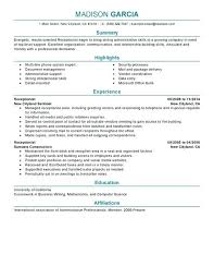 Simple Resume Templates Extraordinary Free Basic Resume Examples Basic Resume Template Example Free