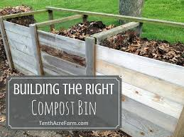 building compost bin using pallets diy barrel out of