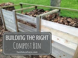 building compost bin using pallets diy barrel out of