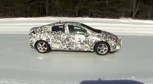 2016 Chevrolet Volt: Another Video Teaser, This One On Snow And Ice