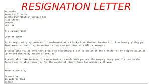 letter of resignation template letters example format quit letter letter of resignation template resignation format format for resignation letter