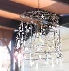 shabby chic chandelier target furniture simple silver crystal