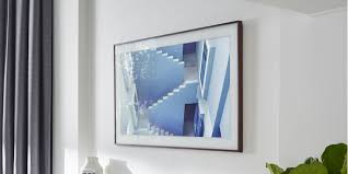Frame For Living Room Yves Bachar Samsung Bring Art Exhibitions To The Living Room In