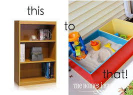 furniture upcycling ideas. Turn An Old Bookcase Into A Sandbox...awesome Upcycle Ideas! Furniture Upcycling Ideas