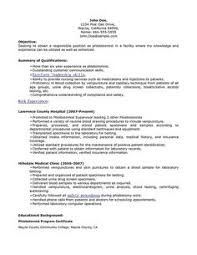 phlebotomy resume sample phlebotomy resume includes skills experience educational background as well as award of the phlebotomy technician or also called sample phlebotomist resume