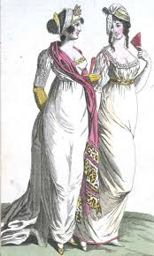 introduction to 19th century fashion victoria and albert museum this fashion plate from ladies magazine of 1801 shows the characteristic high waistline of the time museum no e 249 1955 © victoria albert museum