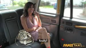 Anal fake taxi uk