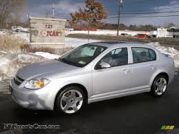 Cobalt chevy cobalt 2006 : 2006 Chevrolet Cobalt SS Sedan in Ultra Silver Metallic - 670832 ...
