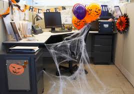 office halloween decorations. Looking For A Way To Spook Up Your Cubicle This Halloween? Find Fun Decorating Ideas Office Halloween Decorations H