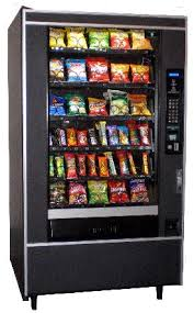 National Vendors Vending Machine Classy Snack Machines