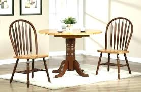 medium size of small dining table and 2 chairs very round glass kitchen set furniture adorable