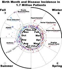 Birth Month And Disease Chart 4 Random Things That Predict Huge Health Problems Later
