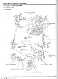 honda trx 420 engine diagram honda wiring diagrams