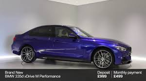 BMW 3 Series bmw 335d performance parts : BMW 335d xDrive M Performance Offer - YouTube
