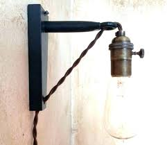 sconce with cord wall lamps medium size of plug in lights rustic candle sconces mounted large sconce with cord