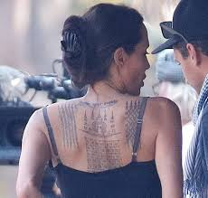 билли боб торнтон прокомментировал татуировки джоли в честь брэда