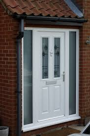 white front doorsFront  Back Doors  internal  external doors  Anglian Home