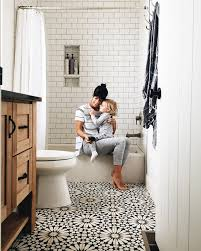 black and white floor tile kitchen. amelia (emmy) jones (@ameliahannah) \u2022 cement tile, black and white floor tile kitchen n